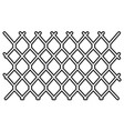 chainlink vector image vector image