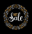 handwritten hot sale for vector image vector image