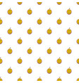 passion fruit pattern seamless vector image vector image