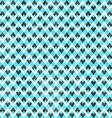 retro blue seamless pattern vector image