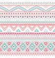 Tribal ethnic seamless stripe pattern vector image vector image