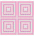 square ceramic background vector image vector image