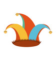 harlequin hat icon image vector image vector image