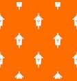 birdhouse pattern seamless vector image vector image