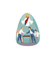religion support business christianity meeting vector image