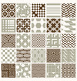 collection of abstract seamless compositions best vector image vector image