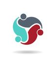 Freelance Team Logo vector image vector image