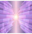 abstract ultra violet technology background with vector image