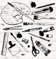 Artist stuff vector | Price: 3 Credits (USD $3)