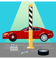 Car Service Car Repairs and Diagnostics Auto vector image vector image