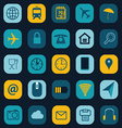 icons pack vector image