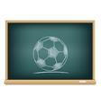 board sport ball vector image