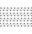 black broom on white background vector image