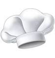 Cook hat vector image vector image