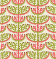 coral seamless pattern vector image vector image