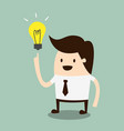 get idea vector image vector image