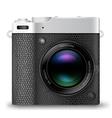 MRLS camera icon vector image vector image
