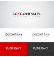 10 x company logo