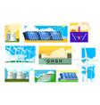 set of alternative energy sources