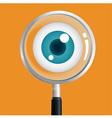 EyeSearch vector image vector image
