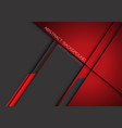 abstract dark red grey metallic overlap