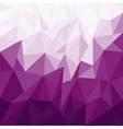 Abstract deep purple gradient background vector image