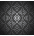 Damascus pattern Seamless vintage background vector image