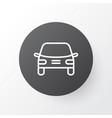 auto icon symbol premium quality isolated vector image