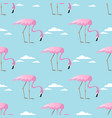 abstract seamless summer tropical pattern