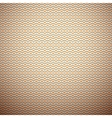 Abstract wave pattern wallpaper with ovals vector image vector image