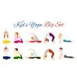 Yoga kids set Gymnastics for children