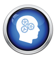 Brainstorm icon vector image vector image