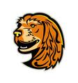english cocker spaniel mascot vector image vector image