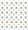 Happy birthday seamless pattern design for
