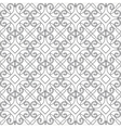 pattern of linear geometric shapes or vector image vector image