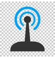 Radio Control Joystick Icon vector image