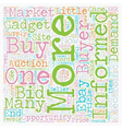 How to buy brand name gadgets for bargains on the vector image vector image