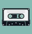 Audio Tape Icon vector image