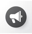 announcement icon symbol premium quality isolated vector image