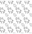 horse riding equestrian sport vector image