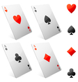 game cards vector image