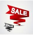 Ribbon Sale vector image