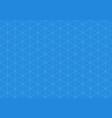 blueprint background graph paper blue print grid vector image