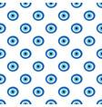 nazar amulet blue evil eye signs symbols pattern vector image vector image