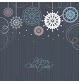 Modern christmas background vector | Price: 1 Credit (USD $1)