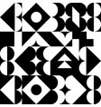 decorative ornament geometric abstract pattern vector image vector image
