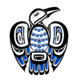 Haida bird tattoo