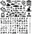 Silhouette collection vector | Price: 1 Credit (USD $1)