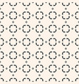 geometric ornament seamless pattern vector image