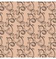 Symphony acanthus ornament vector image
